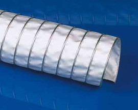 Силиконовый воздуховод Master-Clip Silicon для горячего воздуха ф-150