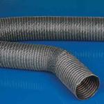 Гибкий рукав шланг для вентиляции и кондиционирования U1 до 150 гр