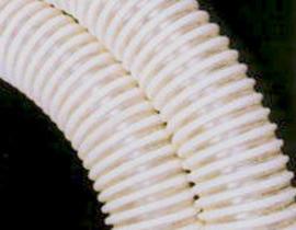 Гибкий рукав из ПВХ для перекачки пыли, гранулированных материалов CANADA типа Spirabel