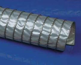 Высокотемпературный воздуховод CP Aramid до 300 гр стоек к химии ф-150