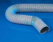 Рукав DETROIT для отвода выхлопных газов в гаражах и мастерских ф-150