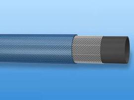 Рукав шланг ПВХ серия 340 для подачи воды и воздуха под давлением 30/40 бар ф-19