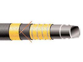 Рукав SEMPERIT UPEL для кислот и щелочей напорно-всасывающий до 16 бар 40м ф-50