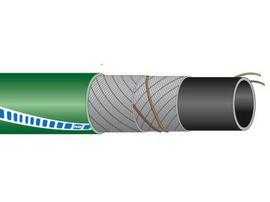 Химстойкий рукав шланг Supertop фирмы IVG полиэтиленовый внутренний слой ф-50