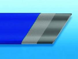 Рукав серии 204 плоский пвх шланг для оросительных систем, полей, теплиц ф-50
