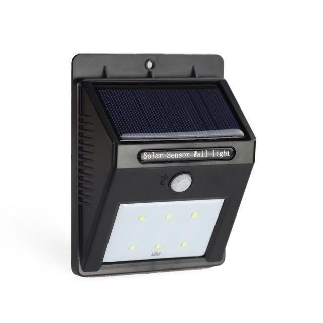 Светильник уличный на солнечной батарее с датчиком движения EverBrite - фото 3