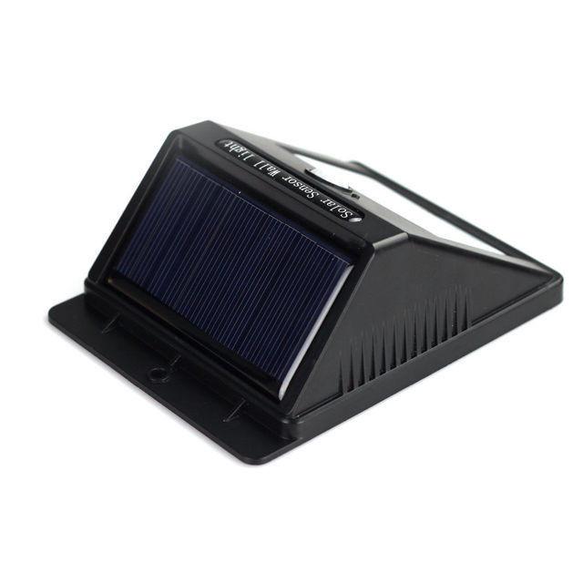 Светильник уличный на солнечной батарее с датчиком движения EverBrite - фото 4