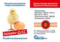 Инкубатор Промышленный на 2112 куриных яиц