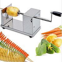 Устройство для приготовления чипсов, слайсер Potato Slicer ,H001 Алматы
