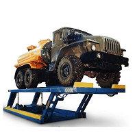 Подъёмники для грузовых автомобилей
