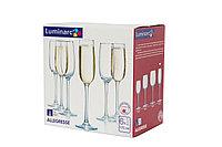 Набор фужеров для шампанского Luminarc Allegresse 175 мл. (6 штук)