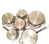Набор кухонной посуды «Zepter», 12 предметов, фото 2