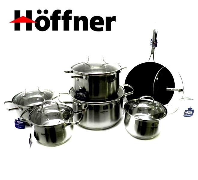 Набор посуды «Hoffner Elegance» 12 предметов