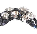 Набор посуды «Hoffner Elegance» 12 предметов, фото 2