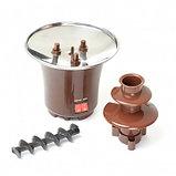Шоколадный фонтан для дома, фото 4