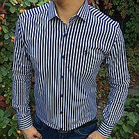 Мужская рубашка POLO, фото 1