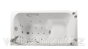 Акриловая ванна АРГО 120*70*610, фото 3