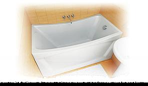 Акриловая ванна ИРИС 130*70*64, фото 2