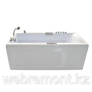 Акриловая ванна АЛЕКСАНДРИЯ-160*75*63, фото 2