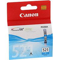 Картридж Canon CLI-521C ORIGINAL Cyan для IP3600/4600/4700, MP540/550/560/620/630/640/980/990, MX860/870, 9ml