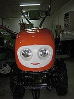 Мотоблок профессиональный   КАМА 186 (c диф)