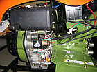 Мотоблок профессиональный   КАМА 186 (c диф), фото 3
