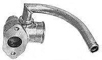6422-1303240 Патрубок МАЗ насоса водяного