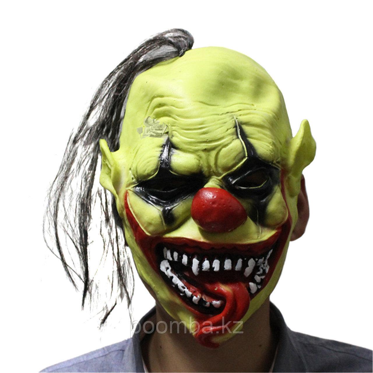 """Маска на хэллоуин """"Клоун"""""""