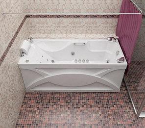 Акриловая ванна ДИАНА 170*75*65, фото 2
