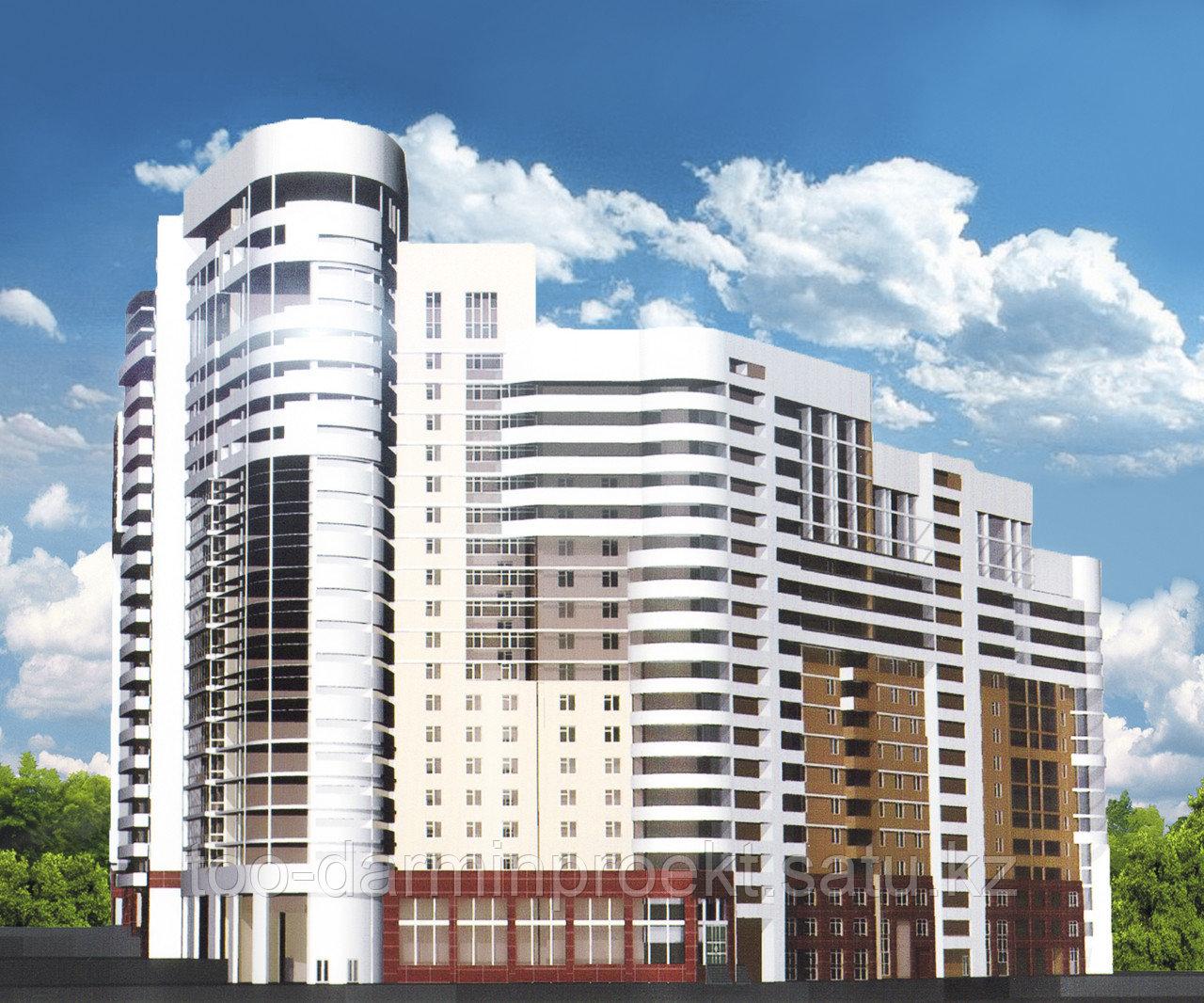 Архитектурное и инженерное проектирование жилых зданий
