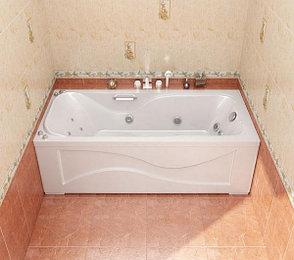 Акриловая ванна КАТРИН 170*76*56, фото 2