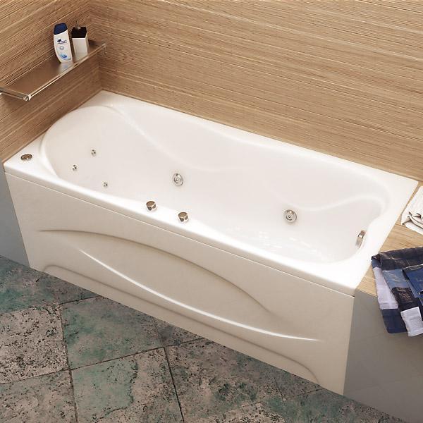 Акриловая ванна ЭММА-170*70*63