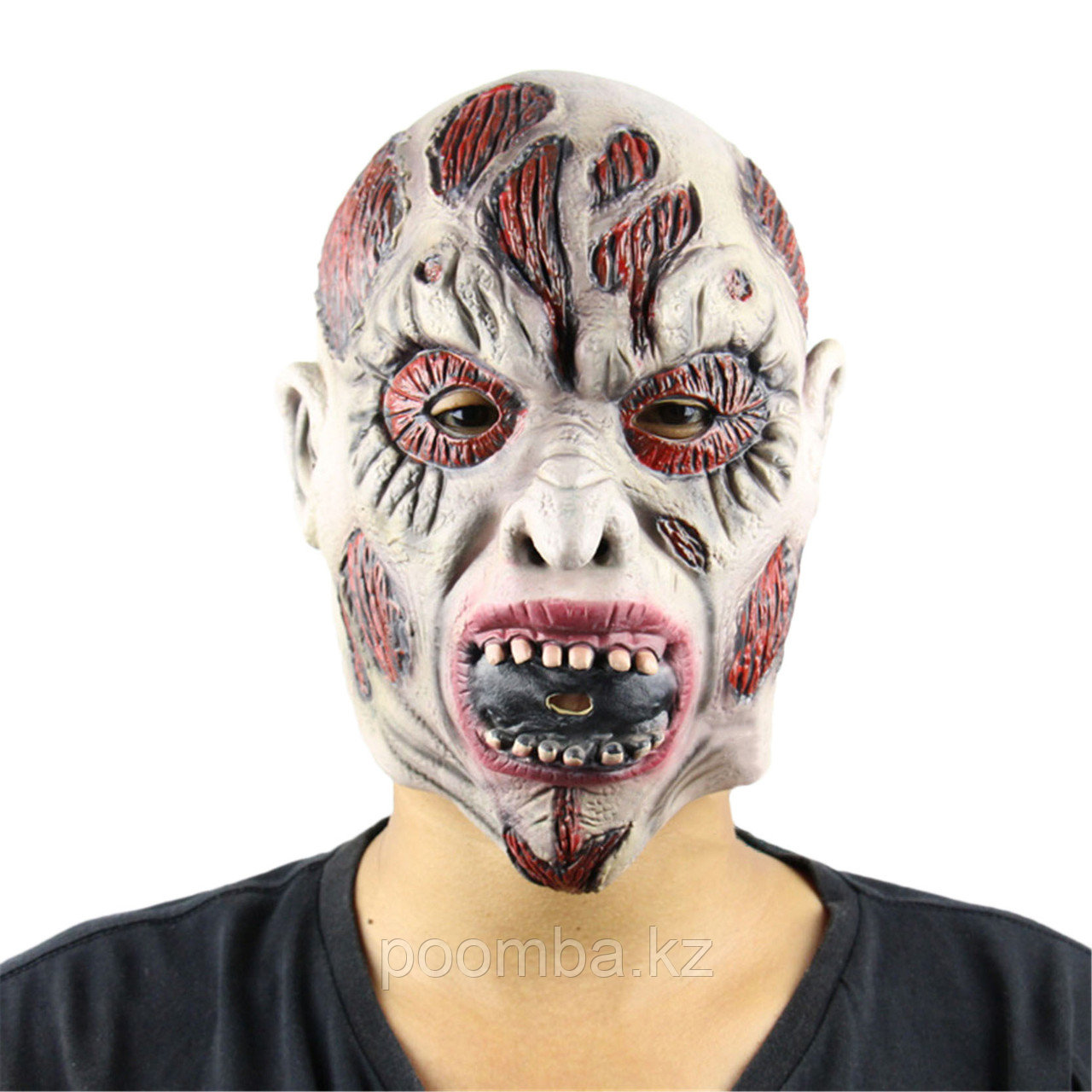 "Маска на хэллоуин ""Зомби мумия"""