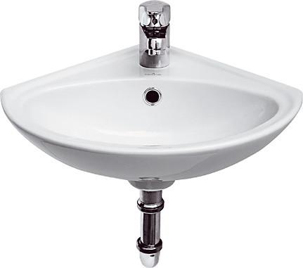 Умывальник угловой CERSANIT SIGMA  (ширина 320 мм)