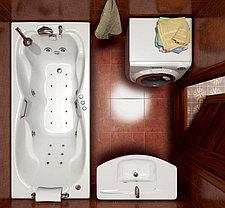 Акриловая ванна ПЕРСЕЙ 190*90*64, фото 2