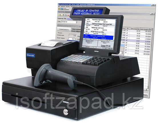 Автоматизация Минимаркета  (1 касса, склад/место администратора), фото 2