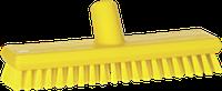 Щетка скребковая для мытья полов с подачей воды, 270 мм, Супер Жесткая