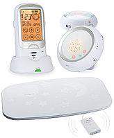 Радионяня с двумя детскими блоками и монитором дыхания Ramili Baby