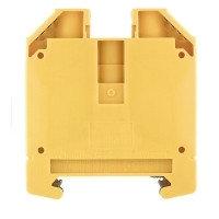 1010500000 WPE 35 Клеммы PE, Винтовое соединение, 35 mm², 4200 A (35 мм²), зеленый/желтый