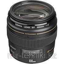 Объектив Canon 100mm f2.0 USM