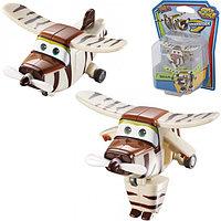 Игрушечный Самолёт Мини-трансформер Super Wings - Бэлло, фото 1