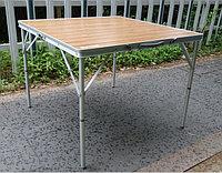 Стол складной ( бамбук)