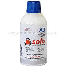 Аэрозоли Solo для проверки извещателей