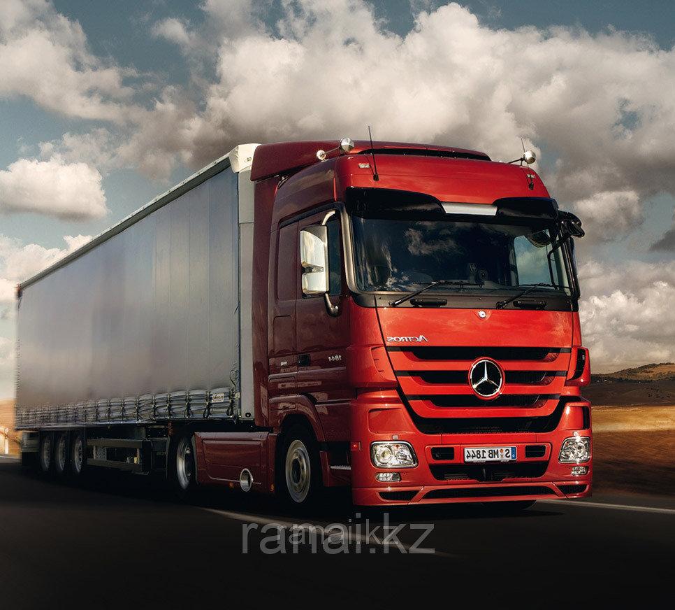 Грузовые автомобильные перевозки Казахстан