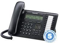 IP системный телефон, 3-строчный LCD дисплей, 24 клавиш быстрого набора / RU/KX-NT543