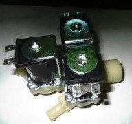 Клапан 01.010.325 220В перемен. тока с тремя катушками для стерилизатора горизонтального ГПД-250