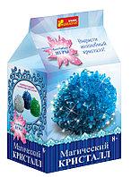 Научные игры : Волшебный синий кристалл