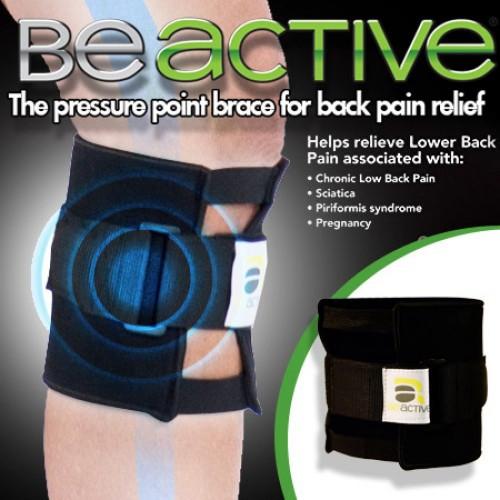 """Наколенник от боли в спине """"BE ACTIVE"""""""