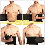 Пояс для похудения HBT Gear Waist Trimmer, фото 4