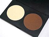 Профессиональные сухие корректоры для кожи из двух оттенков, фото 3